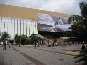 Palais des Festivals et des Congrès, site of the Cannes Film Festival