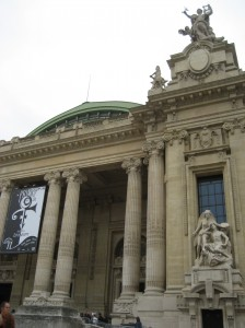 The Grand Palais starring Prince